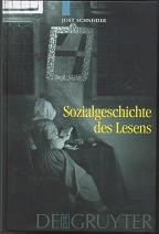 Sozialgeschichte des Lesens